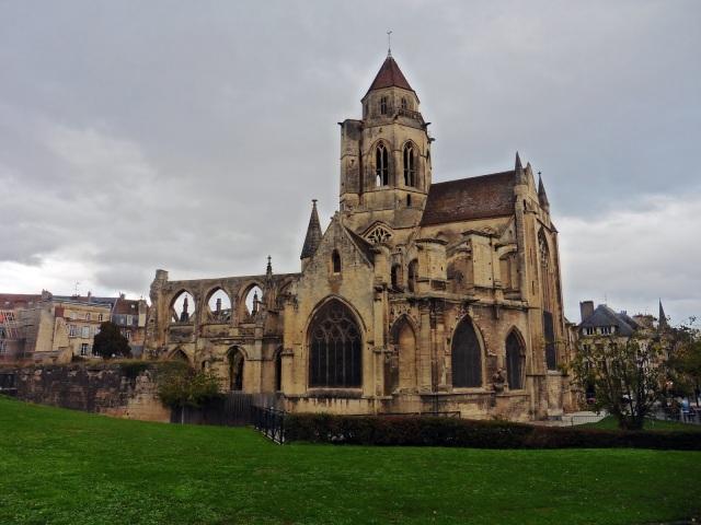 Saint Etienne-le-Vieux in Caen, France