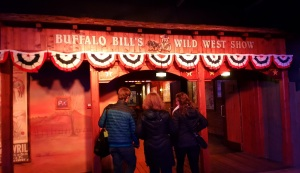 Buffalo Bill's Wild West Show at Disneyland Paris