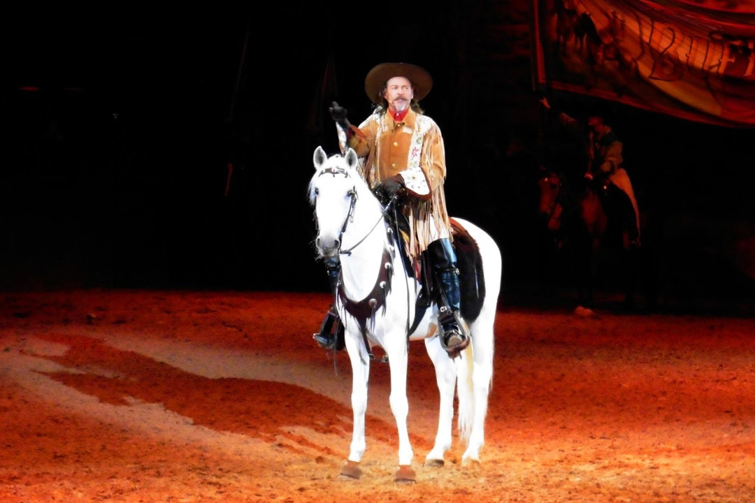 Buffalo Bill's Wild West Show at Disneyland Paris' Disney Village