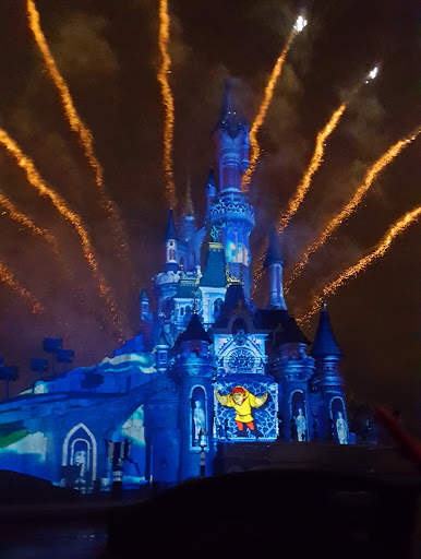 Disney Dreams at Disneyland Paris