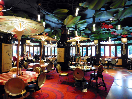 Bistrot Chez Remy at Disneyland Paris