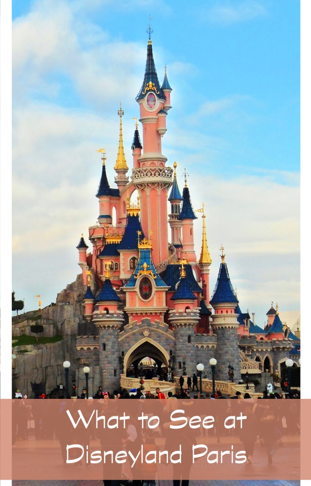 What to see at Disneyland Paris