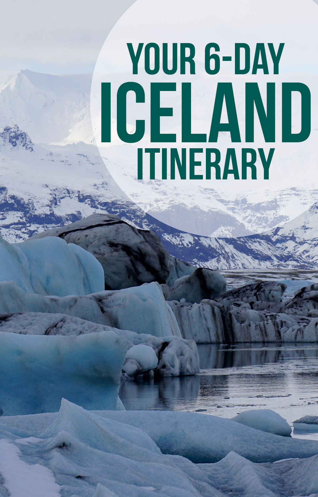 Pin - Iceland Itinerary4