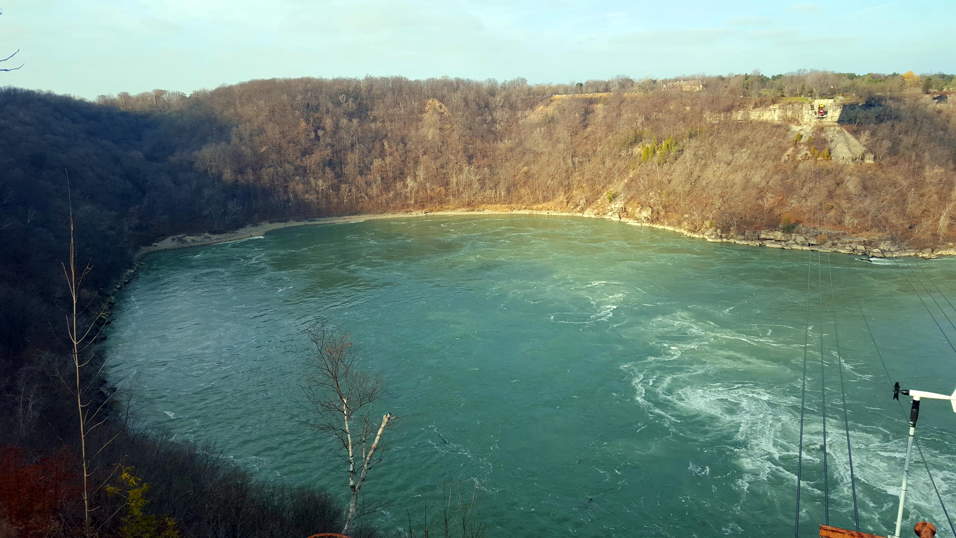 Whirlpool at Niagara Falls