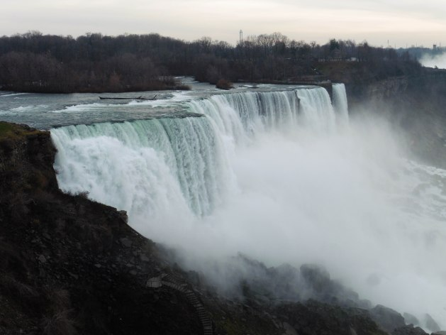 Niagara Falls State Park in Niagara Falls, New York