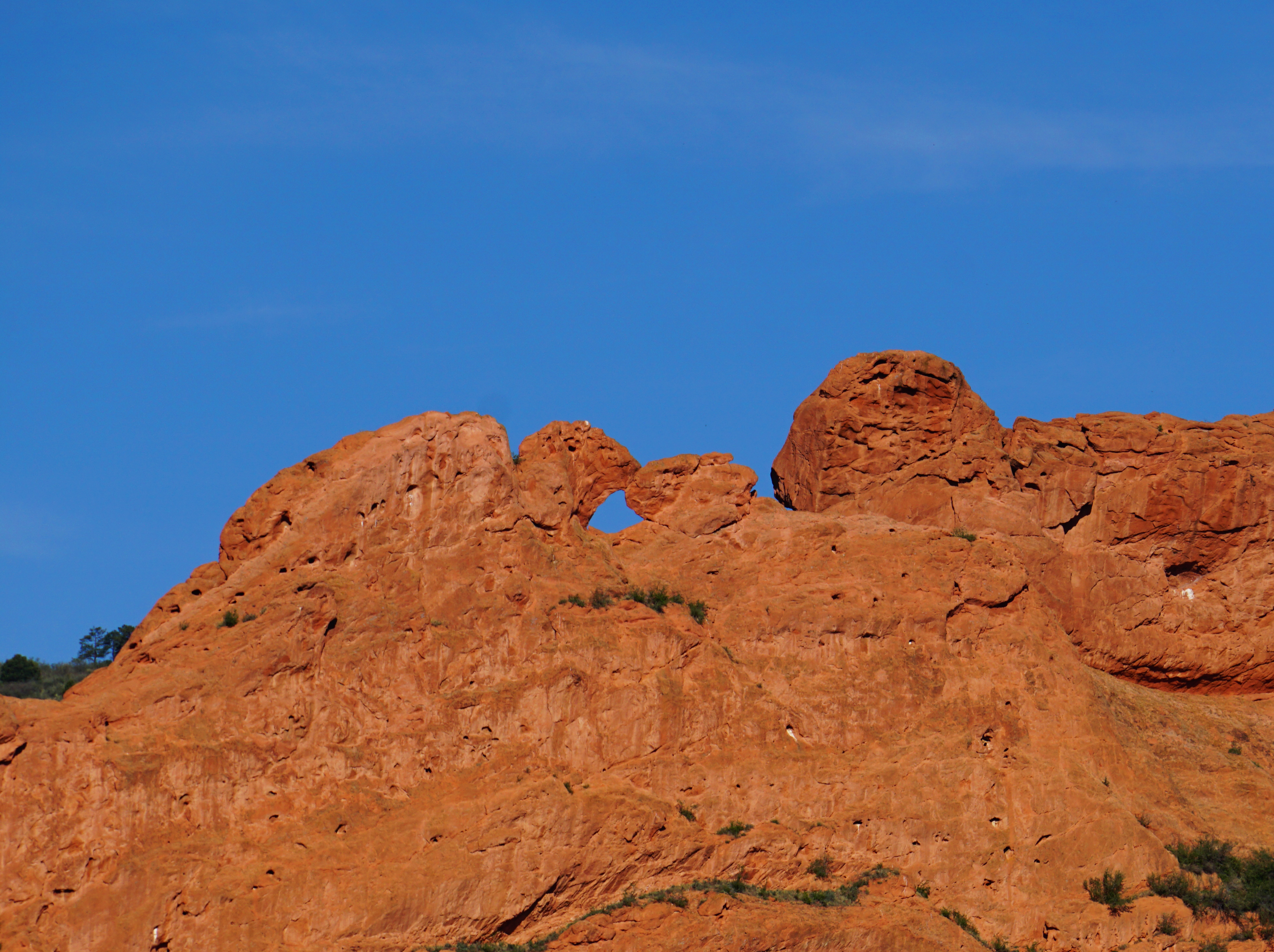 Kissing Camels Garden of the Gods Colorado Springs
