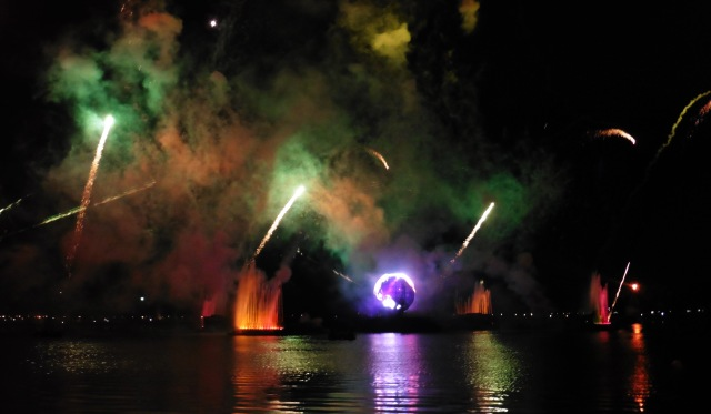 Illuminations at Epcot Walt Disney World Orlando, Florida