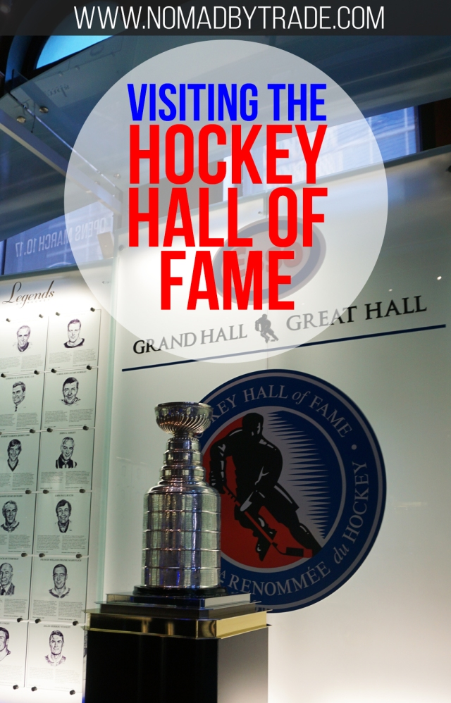 Tips for visiting the Hockey Hall of Fame in Toronto, Canada